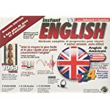 Instant English VXL M�thode Compl�te (niveaux 1 � 4) - 2008par Inter-media Langues