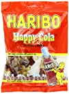 Haribo Gummi Candy, Happy Cola, 5-Oun…