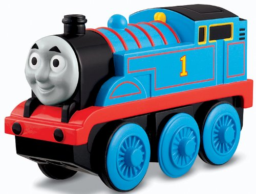 Thomas & Friends Wooden Railway - Battery-Operated Thomas The Tank Engine