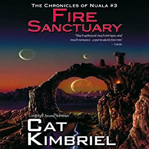 Fire Sanctuary Audiobook