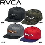 【RVCA】ルーカ2015春夏/メンズキャップ/4カラー/スナップバック 帽子 CAM FreeSize