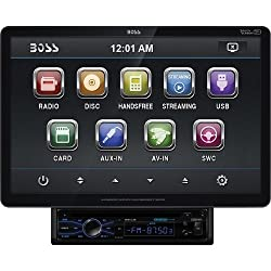 See Boss Audio Systems - Boss Bvs13.3B Car Dvd Player - 13.3