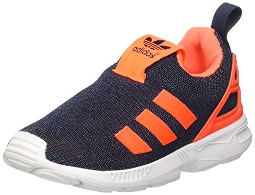 Adidas Zx Flux 360 I Scarpe Walking Baby, Unisex bimbo, Multicolore (Legink/Sorang/Ftwwht), 20