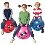 Toy - Junior Space Hopper In Red and Blue