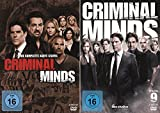 Criminal Minds Staffeln 8+9 (10 DVDs)