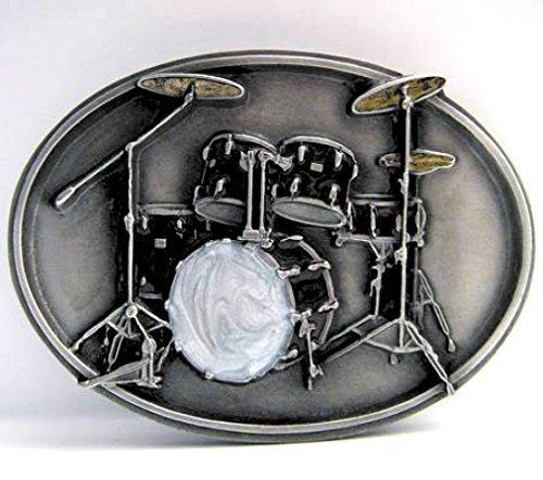 Buckle-mit-Schlagzeug-Drums-Top-Buckle-Grtelschnalle