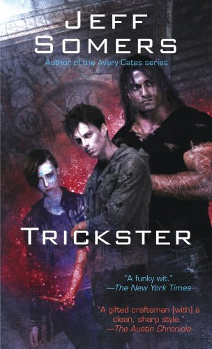 Image of Trickster (The Ustari Cycle)