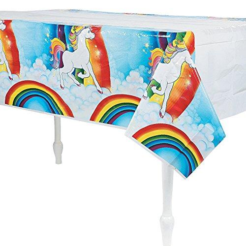 Unicorn Rainbow Table Cover