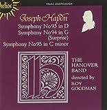 Haydn : Symphonies 93, 94, 95