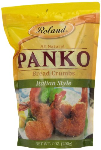 Roland Foods Bread Crumbs, Italian Style Panko, 7 Ounce (Pack of 6) (Panko Bread Crumbs Italian compare prices)