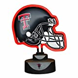 NCAA Texas Tech Neon Helmet at Amazon.com