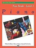 Alfred's Basic Piano Fun Book - Level 2