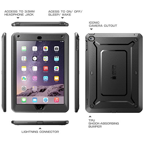 iPad-Air-2-Case-SUPCASE-Heavy-Duty-Apple-iPad-Air-2-Case-2nd-Generation-2014-Release-Unicorn-Beetle-PRO-Series-Full-body-Rugged-Hybrid-Protective-Case-Cover-with-Built-in-Screen-Protector-Dual-Layer-D