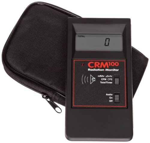 International Medcom CRM-100 Digital Radiation Monitor