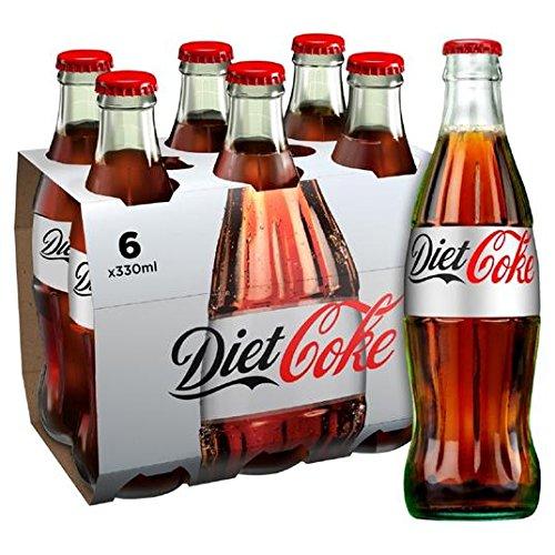 botella-coca-cola-light-glass-6-x-330-ml
