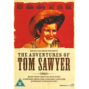 The Adventures of Tom Sawyer [Import anglais]