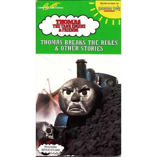 Thomas Breaks The Rules Details