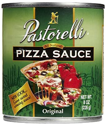 Pastorelli Pizza Sauce Italian Chef - 8 oz - 12 Pack