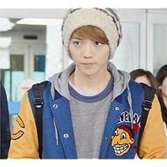 Buy K-pop Unisex Coat EXO Luhan Same Style Baseball Uniform Hitting Scene Jacket by AKP