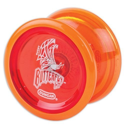 Duncan Butterfly XT Ball Bearing Yo-Yo - Orange