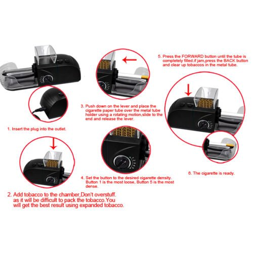 Nihao-Cigarette-Rolling-Machine-Electric-Automatic-Tobacco-Roller
