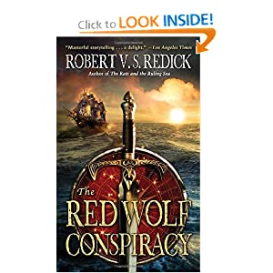 The Red Wolf Conspiracy - Robert V. S. Redick