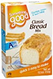 Australis Foods Something Good Classic Bread Mix, 13.5-Ounce Boxes (Pack of 5)