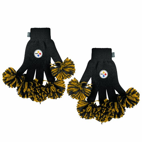 Wincraft Pittsburgh Steelers Spirit Fingerz Gloves Each at Amazon.com