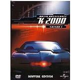 K2000, saison 1 - Coffret 8 DVD (21 épisodes) (dvd)