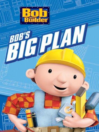 Amazon Com Bob The Builder Bob S Big Plan N A Amazon