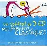 echange, troc Compilation, Hector Berlioz - Coffret 3 CD : Mes Premiers Classiques /Vol.2