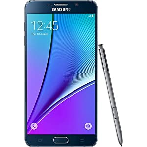 Samsung Galaxy Note 5 N920c 32GB Black Factory Unlocked GSM - International Version
