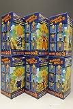 ドラゴンボールZ ワールドコレクタブルフィギュア-SUPER SAIYANS- 全6種セット バンプレスト プライズ