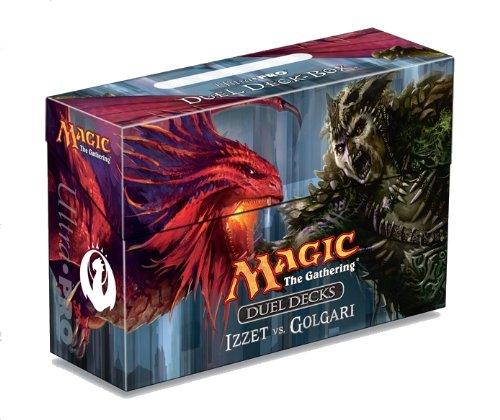 ULTRA PRO MTG IZZET VS GOLGARI DUEL DECK BOX COMBO PACK