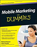 Mobile Marketing For Dummies ebook download