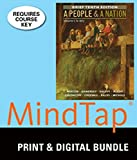 img - for Bundle: A People and a Nation, Volume I: To 1877, Brief Edition, 10th + MindTap History, 1 term (6 months) Printed Access Card book / textbook / text book