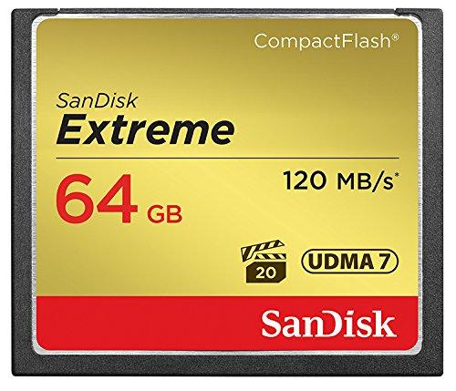 64gb Extreme Cf 120mb/s