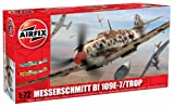 Airfix A02062 Messerschmitt Bf109E - Tropical 1:72 Scale Series 2 Plastic Model Kit