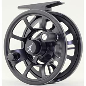 ECHO ION FRESHWATER 4/5 HYBRID FLY REEL BLACK