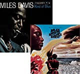 Kind Of Blue - Bitches Brew (2 LP) - 2 Vinyl LP Bundling - 180 gram
