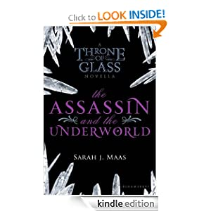 The Assassin and the Underworld (Throne of Glass)