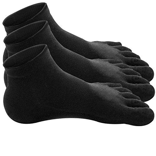 traveler-zehensocken-aus-baumwolle-fein-100-socken-invisible-sneaker-herren-schwarz-weiss-quarter-sp