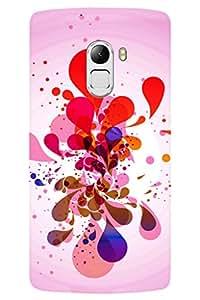 Latest Designer New Premium Printed Back Case Cover for lenovo VIBE K4 Note By PLESPEY