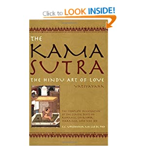 the kama sutra the hindu art of love a complete translation from the original sanskrit. Black Bedroom Furniture Sets. Home Design Ideas