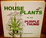 img - for House Plants for the Purple Thumb book / textbook / text book