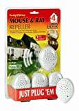 The Big Cheese - Mouse and Rat Repeller - Four Pack