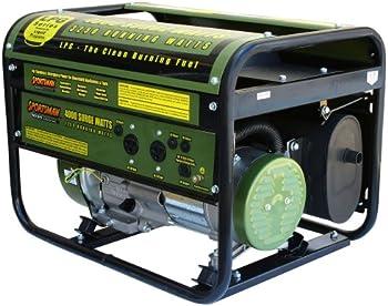 Sportsman GEN4000LP 4000W Portable Generator