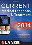 CURRENT Medical Diagnosis and Treatment 2014 (Lange Current Series) by Papadakis, Maxine A., Mcphee, Stephen J., Rabow, Michael W. (2013) Paperback