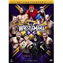 WWE: WrestleMania XXX (Amazon Exclusive with Chrome Trading Card + WWE Book)