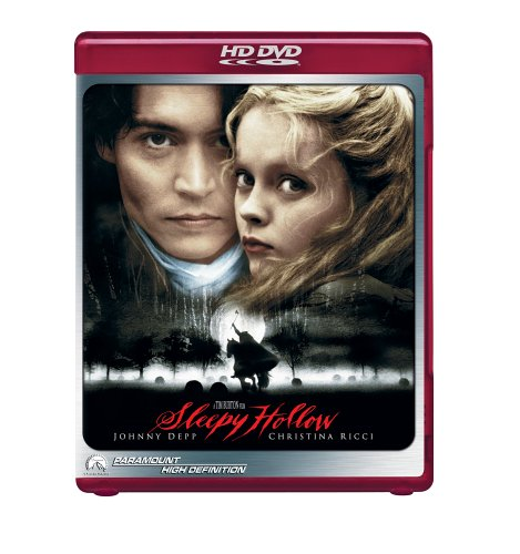 Cover art for  Sleepy Hollow [HD DVD]